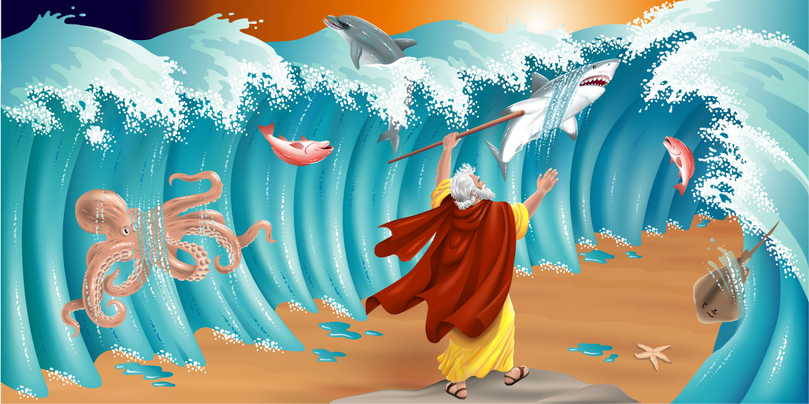 Parting The Red Sea Tabernacle For Today