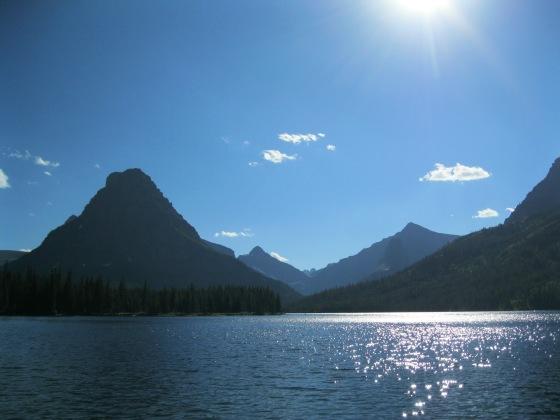TBCM Blog Devotional - Two Medicine Lake in Glacier National Park Pic - D_Manka - Oct 2014