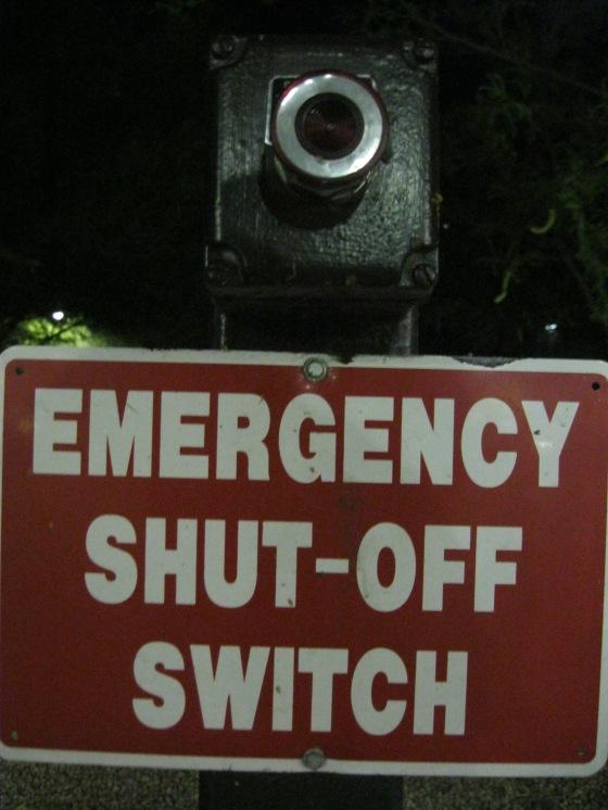 emergency shut-off switch in Goodyear, AZ '15