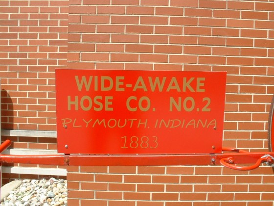 Wide-Awake Hose Co_, Plymouth, IN '10