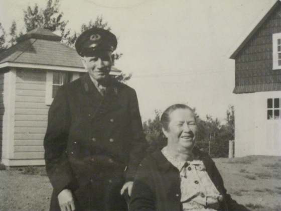 Mrs. Fulaty's grandpa, Split Rock lightkeeper